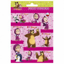 wholesale Decoration: Stickers funny butter and bear