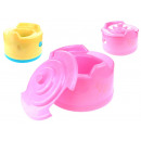 wholesale Child and Baby Equipment: Children's potty with lid, color: 25x14 cm