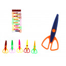 wholesale Household Goods: Creative scissors zyg-zak children 13x6 cm - 1 s