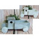 wholesale Toys: Auto wood cover, 25x12,5x11 cm truck