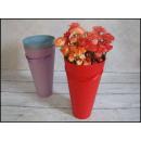 mayorista Plantas y macetas: La envoltura de  cajas de flores tubo al cartón 30x