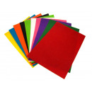 wholesale Shoes: Paper, sheet set  of 10 pieces 20x29,5 cm 140g f