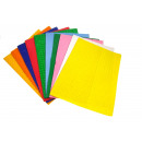 wholesale Small Parts & Accessories: Paper, foam sheet  set of 10 pieces 21x29,5