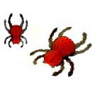 Papír Halloween dekoráció - egy pók 33 cm