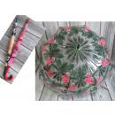grossiste Bagages et articles de voyage: Parapluie flamants non-télescopiques en aluminium