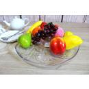 Műanyag tányér gyümölcs, sütemény 31,5 cm