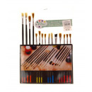 wholesale Garden & DIY store: Set brushes10. no: 819092