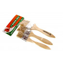 wholesale Painting Supplies: Brushes for flat paint 3 pieces