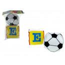 Großhandel Bälle & Schläger: 7,5 cm weicher Ball und Knöchel - 2er Set