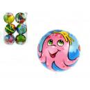 groothandel Ballen & clubs: Bal, schuimbal 10 cm mix van ontwerpen - 1 stuk