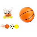 wholesale Sports & Leisure: Ball, 7 cm foam ball mix of designs - 1 pcs