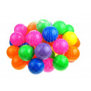 wholesale Balls & Rackets: Plastic ball for pool 8 cm - 1 piece