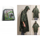 wholesale Coats & Jackets: Raincoat, rubber raincoat thick camo