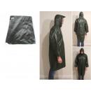 Großhandel Mäntel & Jacken: Regenmantel dicke grüne grüne Uni