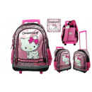 wholesale Backpacks: Backpack with  charmmy kitty wheels **