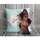 wholesale Cushions & Blankets: Pillow dog, mix cat about 25-35 cm