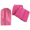 Fodera per indumento 55x95 cm rosa - 1 pezzo