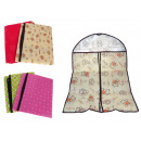 wholesale Travel Accessories: Cover for a piece of clothing, mix of patterns 88x