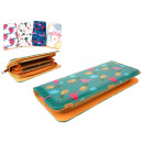 wholesale Wallets: Women's wallet flamingos mix by 造sk 21x10,5x2,