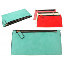 wholesale Wallets: Women's one-color wallet with slider ...