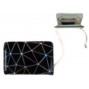wholesale Bags & Travel accessories: Women's wallet, youth holographic geometry