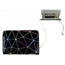 Női pénztárca, ifjúsági holografikus geometria