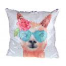 wholesale Cushions & Blankets: duvet cover for a pillow 40x40 cm sequins - patter