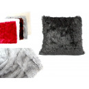 wholesale Cushions & Blankets: duvet cover for pillow 42x42 cm hairy mix color