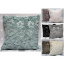 wholesale Cushions & Blankets: duvet cover for pillow plush silver stars 41x41