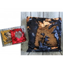 wholesale Cushions & Blankets: duvet cover for pillow turned over sequins 40x40 c