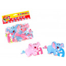 wholesale Gifts & Stationery: A pennant of children's elephants - Happy ...