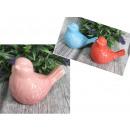 wholesale Other: The ceramic bird is 11x8x7 cm