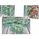 Großhandel Geschenkartikel & Papeterie:-Flamingo Geschenkboxen, rechteckige ...