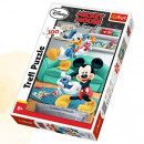 wholesale Toys: Puzzle 100 element mica and donald