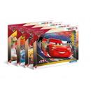 nagyker Licenc termékek: Puzzle 15 keret elem - Cars