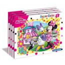 nagyker Licenc termékek: Puzzle 15 keret elem Minnie boldog segítők