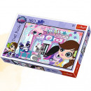 wholesale Toys: Puzzle 160 element  of little pet shop together for