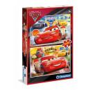 Puzzle 2x20 element - Cars 3