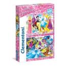 Puzzle 2x20 element - Princess
