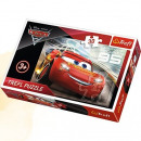 wholesale Licensed Products: Puzzle 30 - Cars 3 - zigzag mcqueen