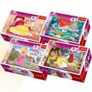 54 Mini Puzzles - Princess club