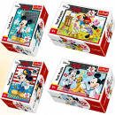 wholesale Licensed Products: Puzzle 54 mini - Minnie what's the profession?