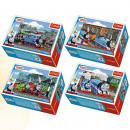 wholesale Puzzle: Puzzle 54 mini -  adventure tomka trefl