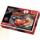 nagyker Licenc termékek:60 Puzzle Cars 3 futam