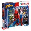 groothandel Speelgoed: Puzzel 60 element maxi - spider-man