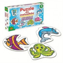wholesale Pet supplies: Puzzle for babies underwater animals