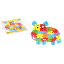 wholesale Wooden Toys: Wooden puzzle, 26 letter hippo puzzle 2