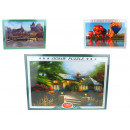 wholesale Toys: Puzzle mix of 1000 element designs (52x38 cm)