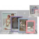 Großhandel Make-up Accessoires: Rahmen 2 Stück + Spiegel 2 Pastellteile (25x2