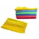 Großhandel Sonstige: Handtuch die Hände  von einer Farbe (50x28 cm)